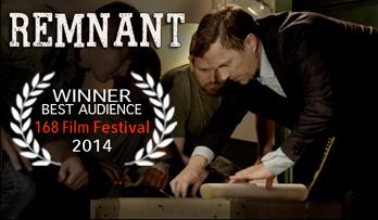 168 Film Festival 2014 Winner!